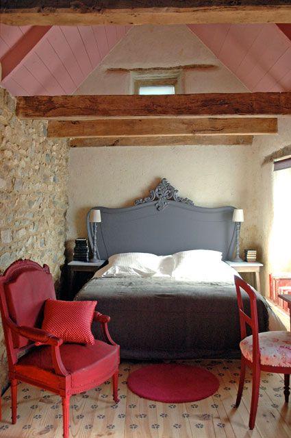 Id es relooking int rieur peinture sur meuble recup - Peinture relooking meuble ...