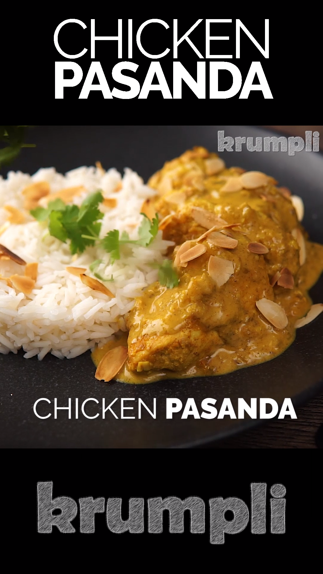 Indian Chicken Pasanda or Passanda #indianfood