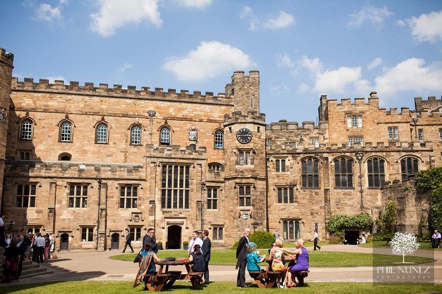 Durham Castle Wedding Photography | Melissa & Gavin
