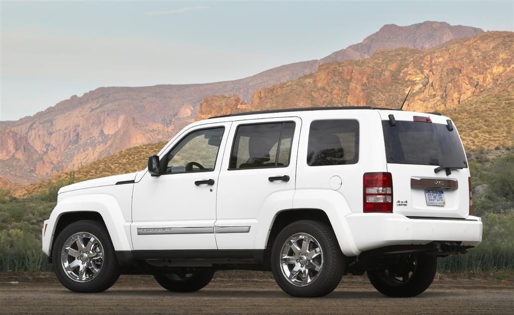2011 Jeep Liberty (Liberty Limited, Liberty Sport