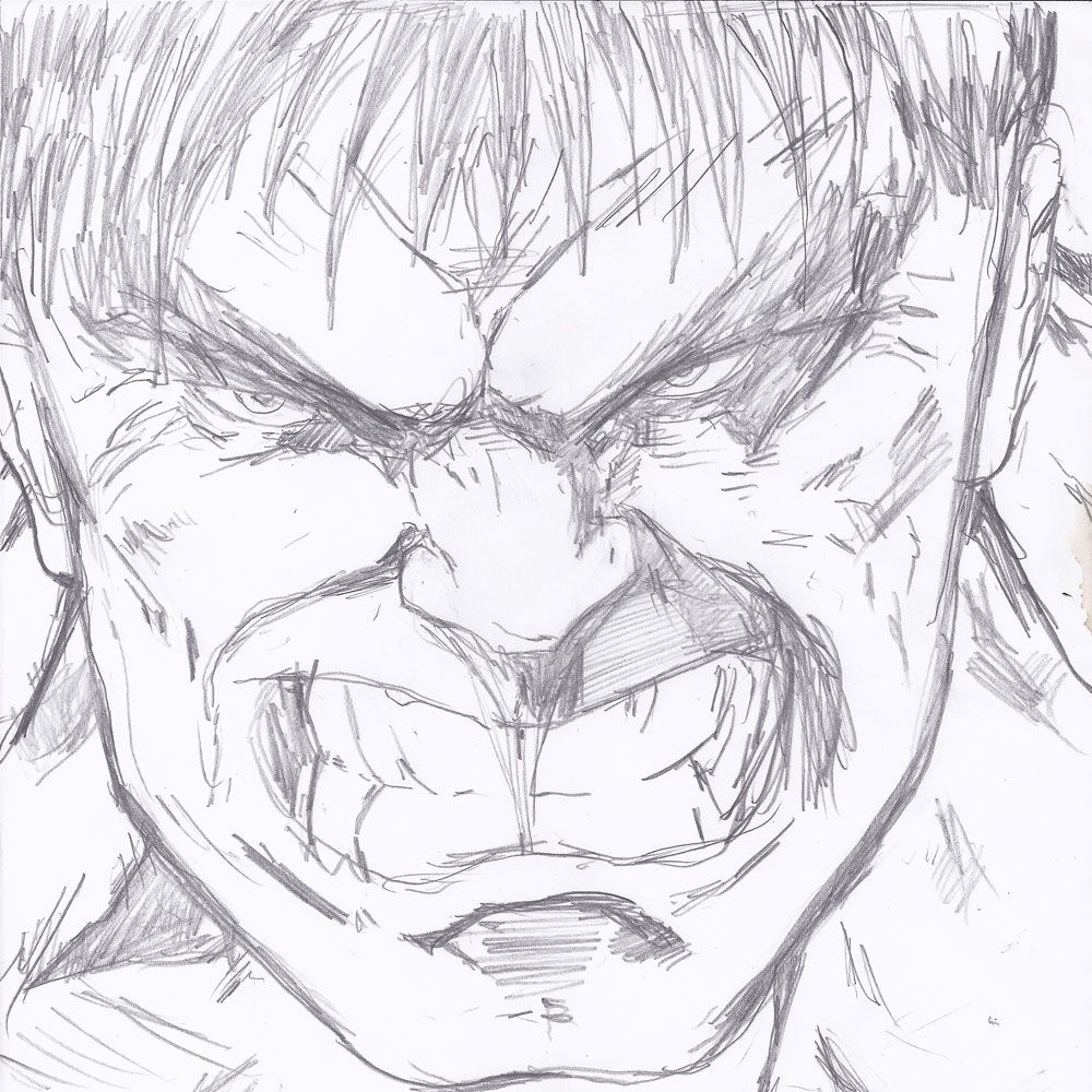 Draw hulk google search
