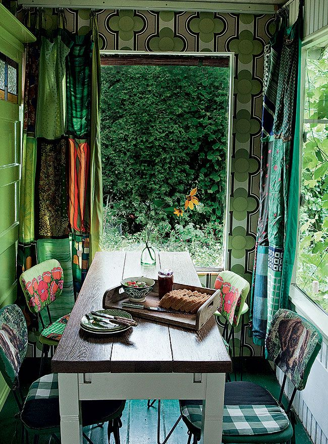 Casa ecológica, uma graça!