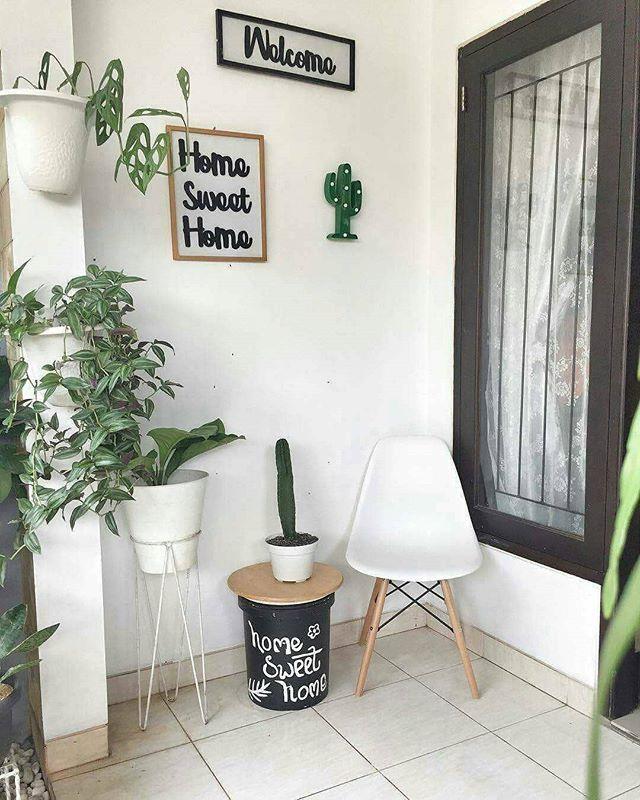 Inspirasi Teras Minimalis Dari Yuliaulva Follow Rumah Idn Ide Dan Inspirasi Rumah Masa Kini Inspirasiru Rumah Sweet Home Ide Dekorasi Rumah