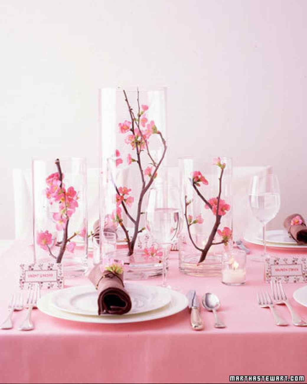 Wedding Decoration Japan: Flowers And Table Decor