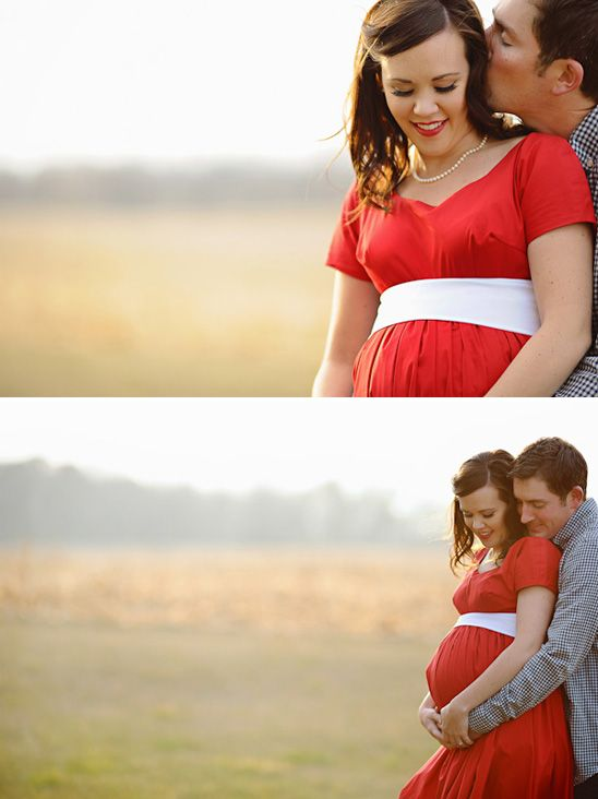 1950s Inspired Maternity and Family Session  The entire session is FANTASTIC!