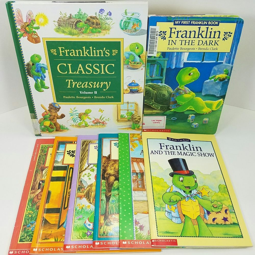Franklins Classic Treasury Volume II