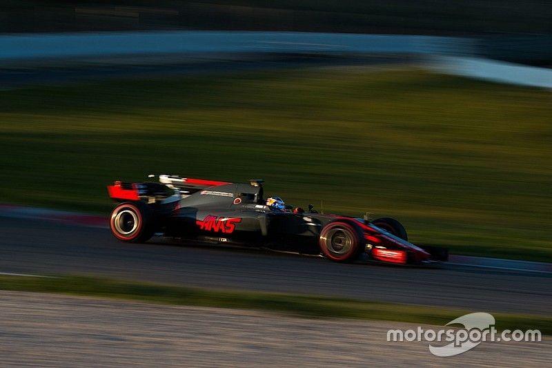 Na segunda temporada de F1, Haas sonha com pódio