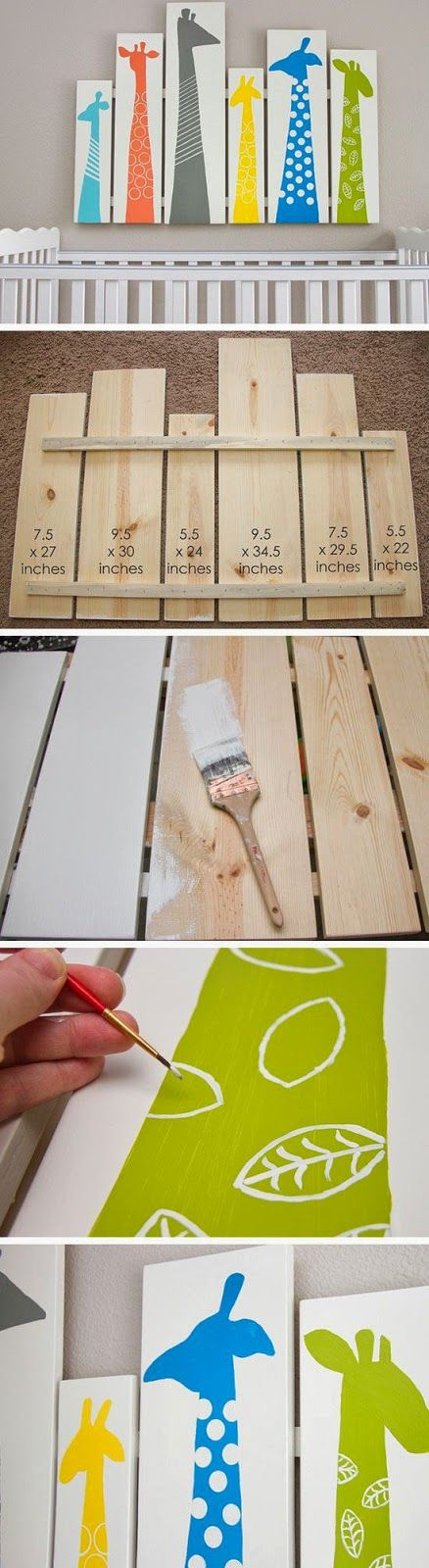 Pallet Projects - Pallet Wall Art
