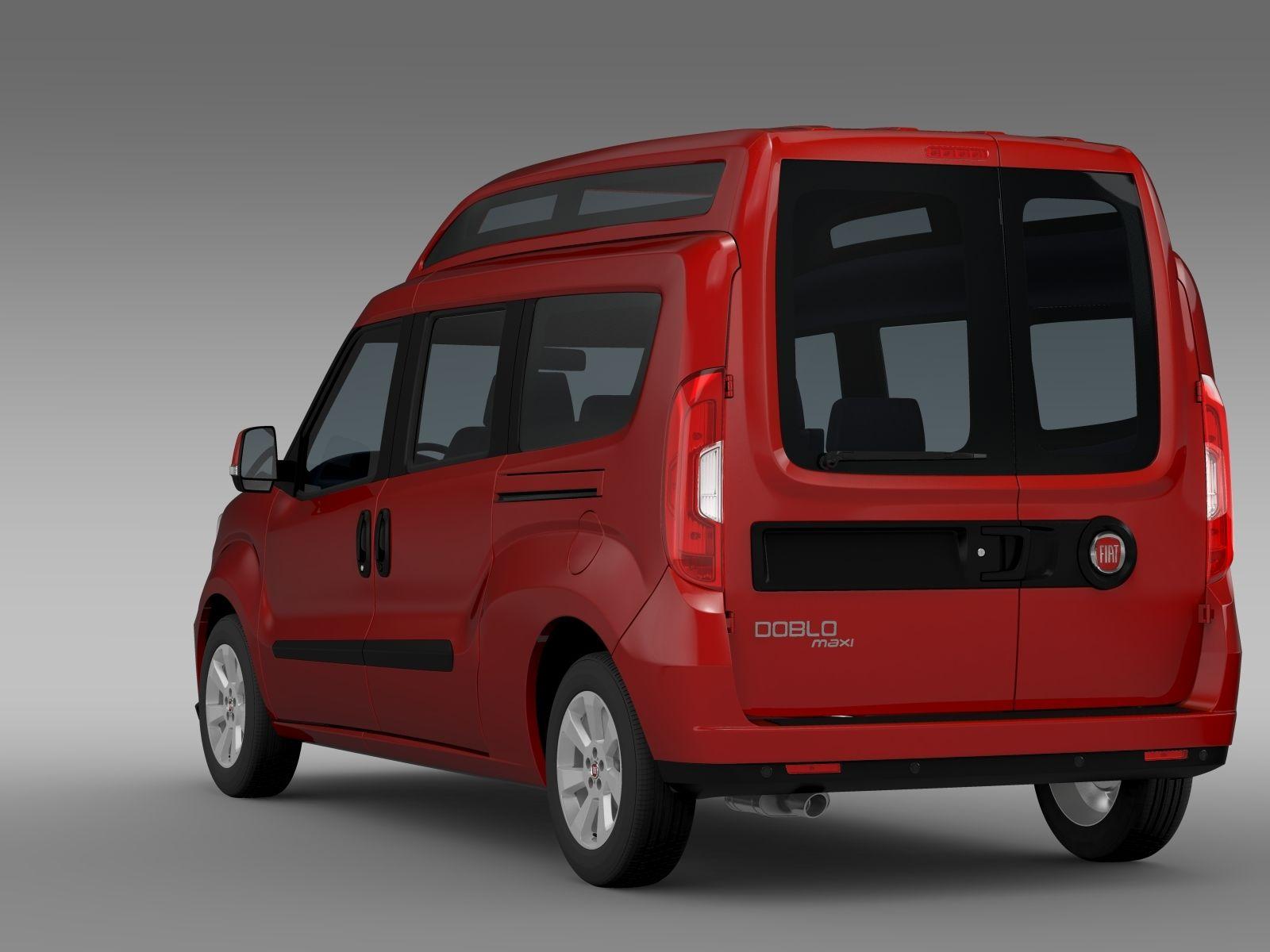 Fiat Doblo Highroof Maxi 263 2015 Fiat Doblo Fiat Maxi