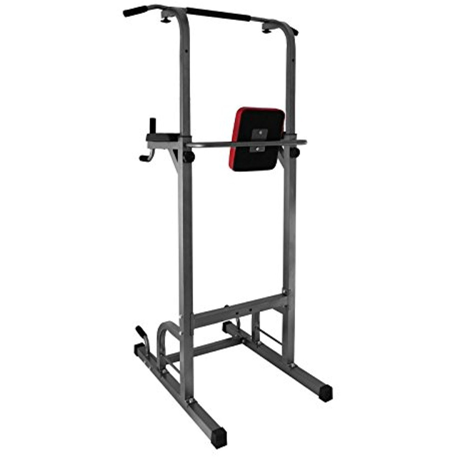 Lovshare Multistation Height Adjustable 4 3ft 330lb Weight Bench Press 7 3ft 770lb Power Tower Dip Station Pull U Training Fitness Gym Gym Workouts Pull Up Bar