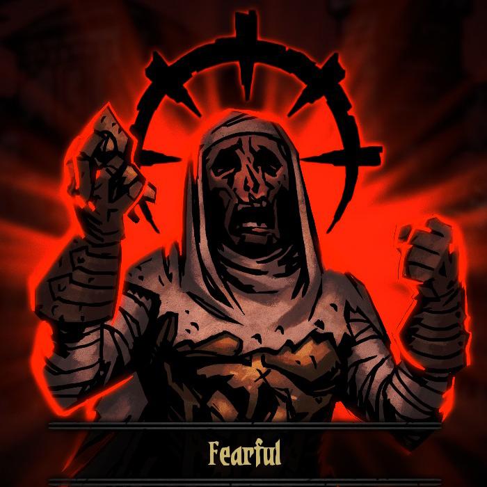 Fearful Official Darkest Dungeon Wiki Darkest Dungeon Dark Comics Dark Souls
