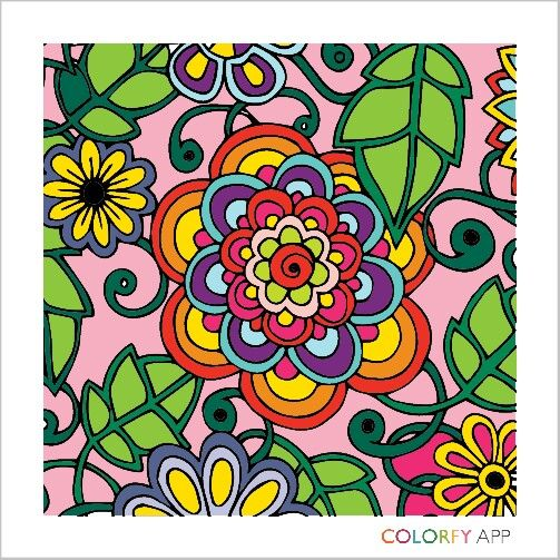 Kindle Fire Hdx Coloring Book Coloring Books Colorfy App Coloring Book App