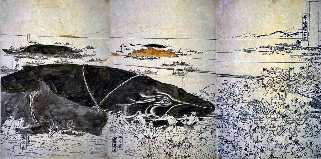 Utagawa Kuniyoshi - Hyakumonogatari Kaidankai
