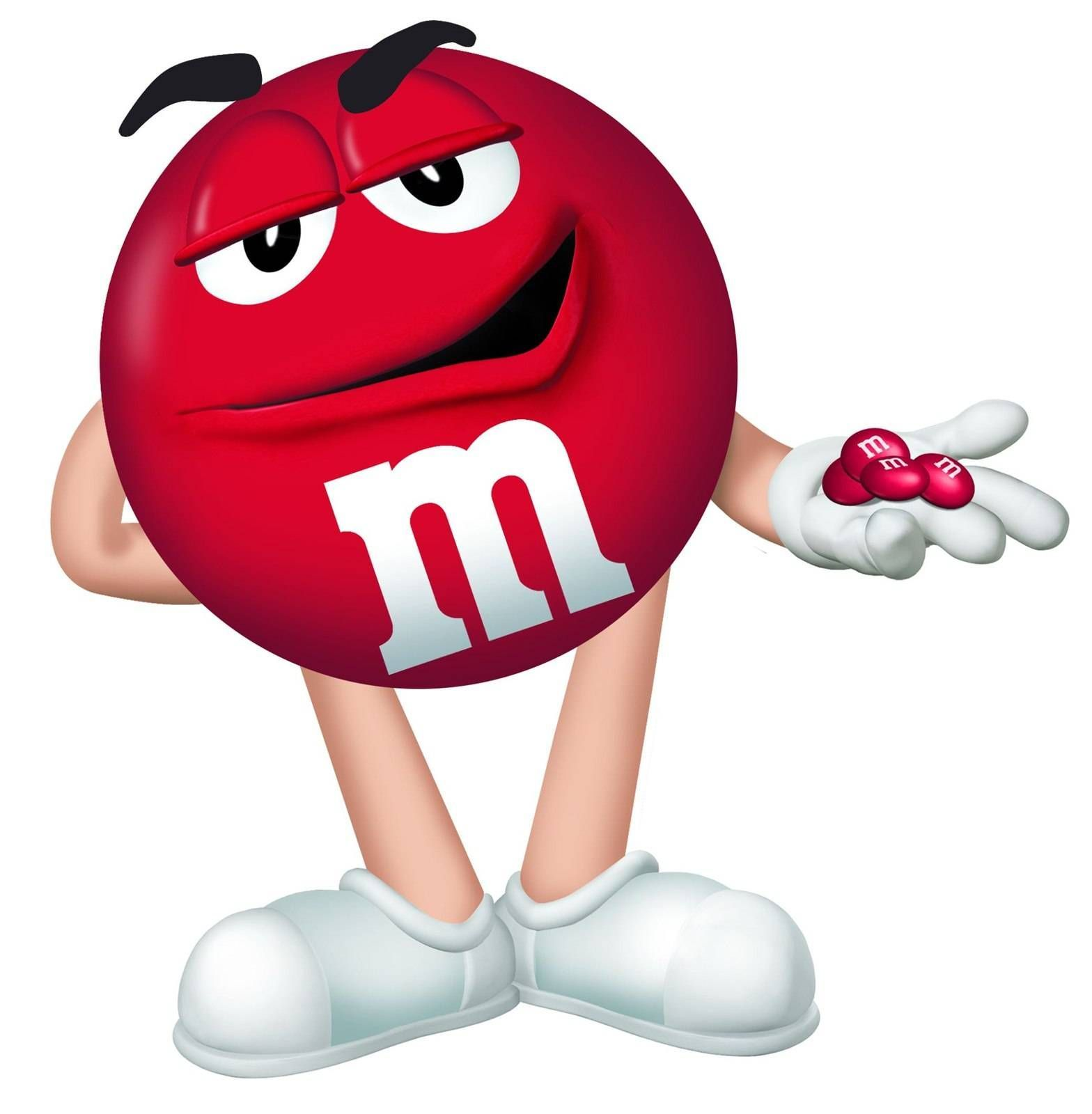 m & m candy clip art | red - m&m Picture | M&M Candy | Pinterest ...