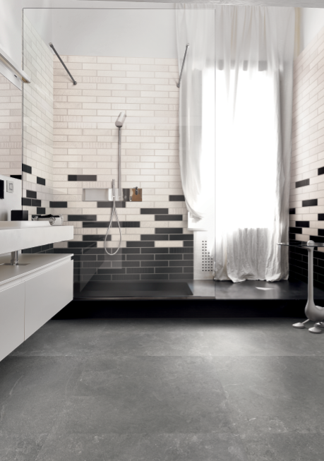 A Versatile Series In Which Brick Shape Tiles In 6 Colors Can Be