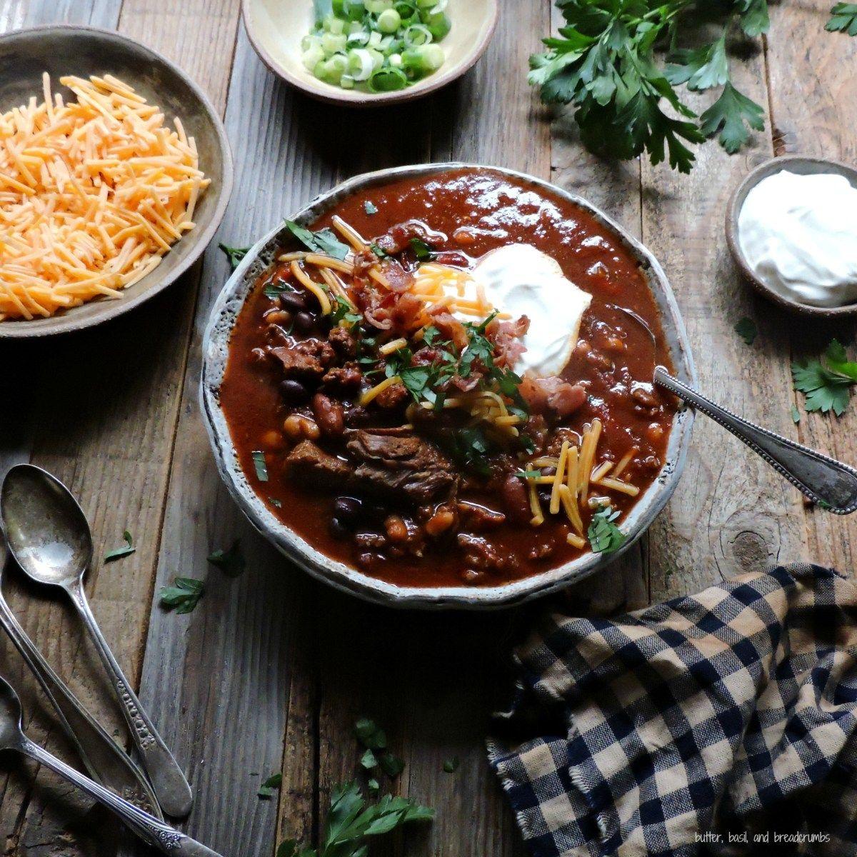 Instapot White Chili Recipes