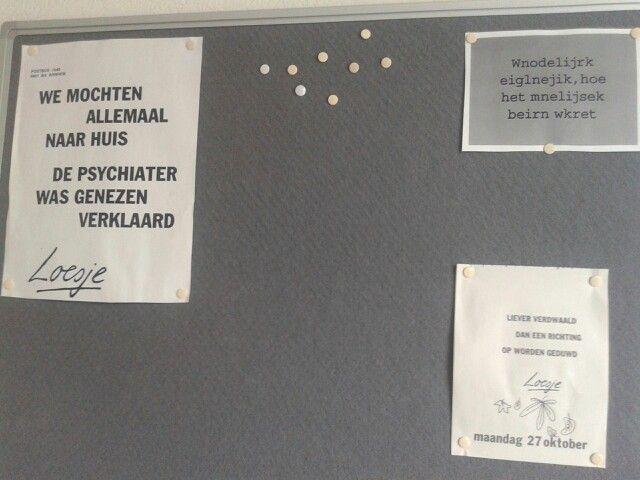 Kantoor psych