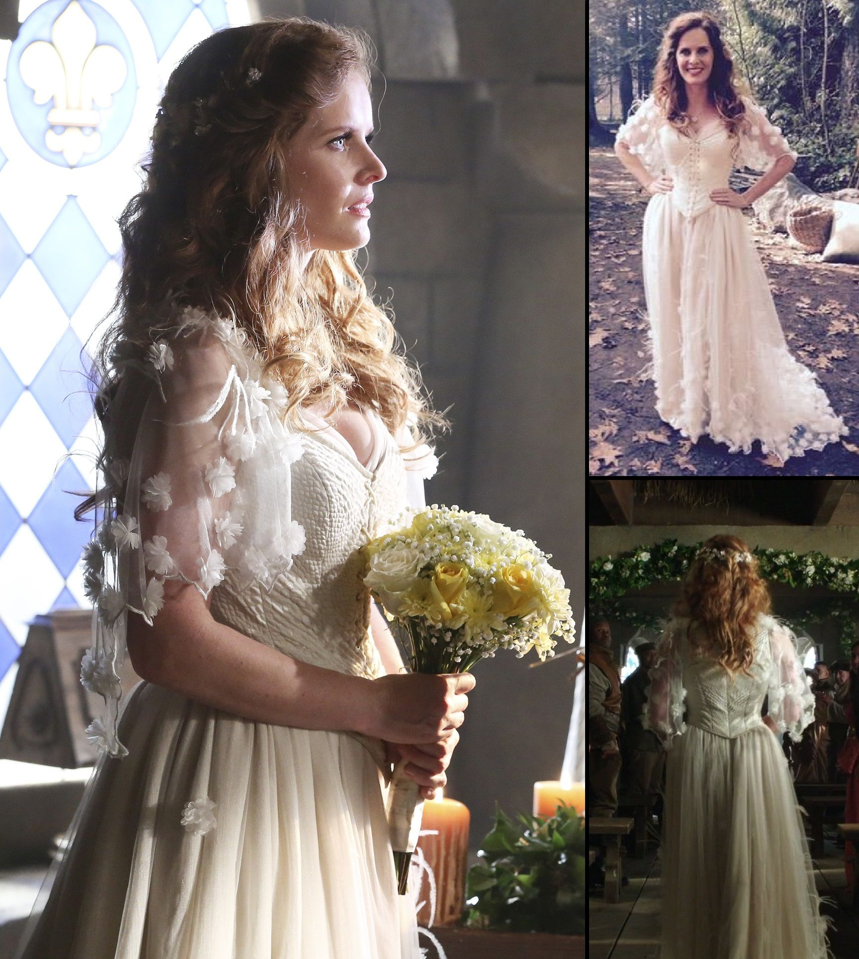 Zelena (wedding dress) | Once Upon a Time - A sprinkle of fairy dust ...