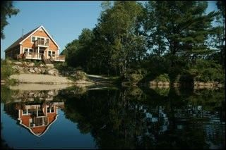 Quarry House - Rockland, Maine  Private, fresh-water