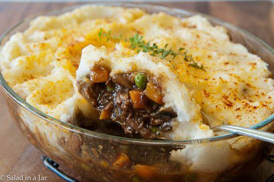 Easy Weeknight Shepherd S Pie Recipe Roast Beef Recipes Food Recipes Leftover Pot Roast