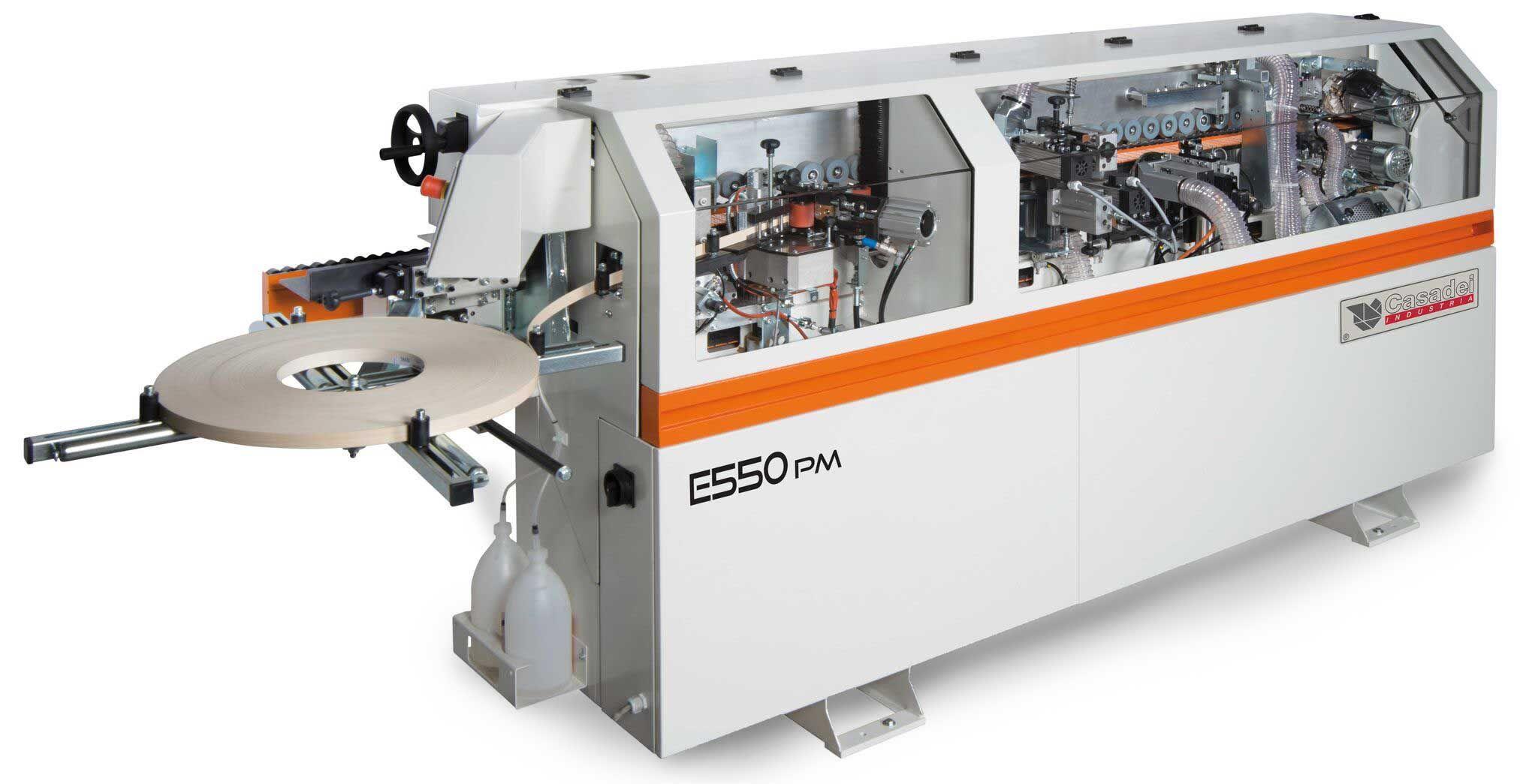 Casadei Industria E550 PMCR Edgebander 21938 Casadei