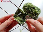Photo of Anleitung: Einfache Baby-Socken stricken   – Socken stricken – #Anleitung #Babys…