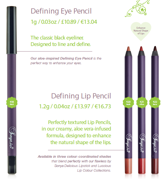 Great eye & lip pencils - Order: www.mairemtd.flp.com #eyepencil #lippencil #beautybloggers #beautychat #beauty #women