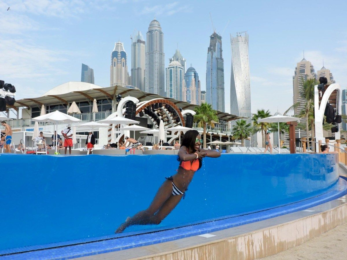 Review Zero Gravity Dubai Oh The Places I Will Go