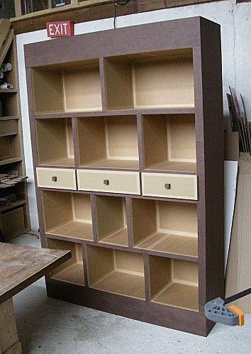 Pin De Sue En 45 Armario De Carton Muebles De Carton Muebles De Carton Reciclado