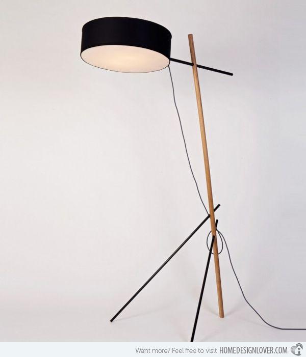 15 modern floor lamp designs floor lamp living rooms and lights 15 modern floor lamp designs home design lover aloadofball Images