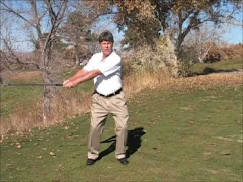Golf Instruction Video Correct Takeaway Downswing Practice Drill