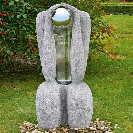 Wasserspiel Brunnen La Sculptura Standbrunnen Ideen rund ums - brunnen la sculptura