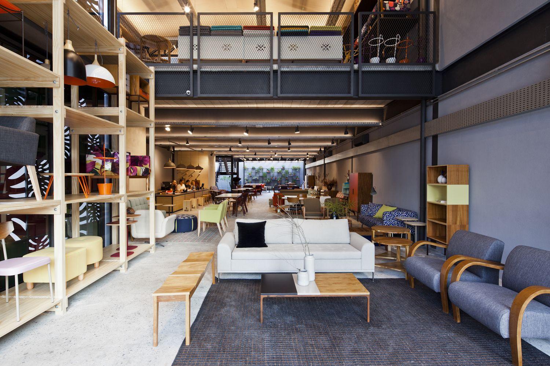 Interior Design Trade Furniture ~ Gallery of fernando jaeger moema store superlimão
