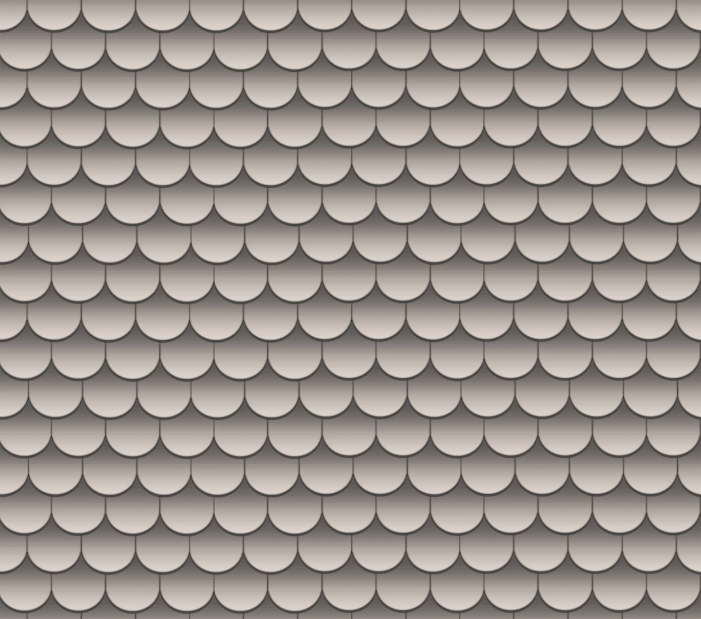 light grey scallop roof shingles Dollhouse Printies – Scalloped Roof Shingles