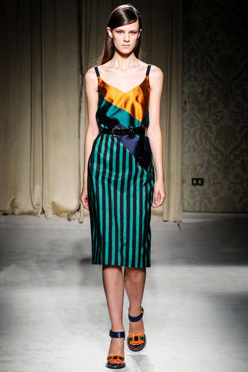 Aquilano.Rimondi Spring 2014 RTW - Review - Fashion Week - Runway, Fashion Shows and Collections - Vogue