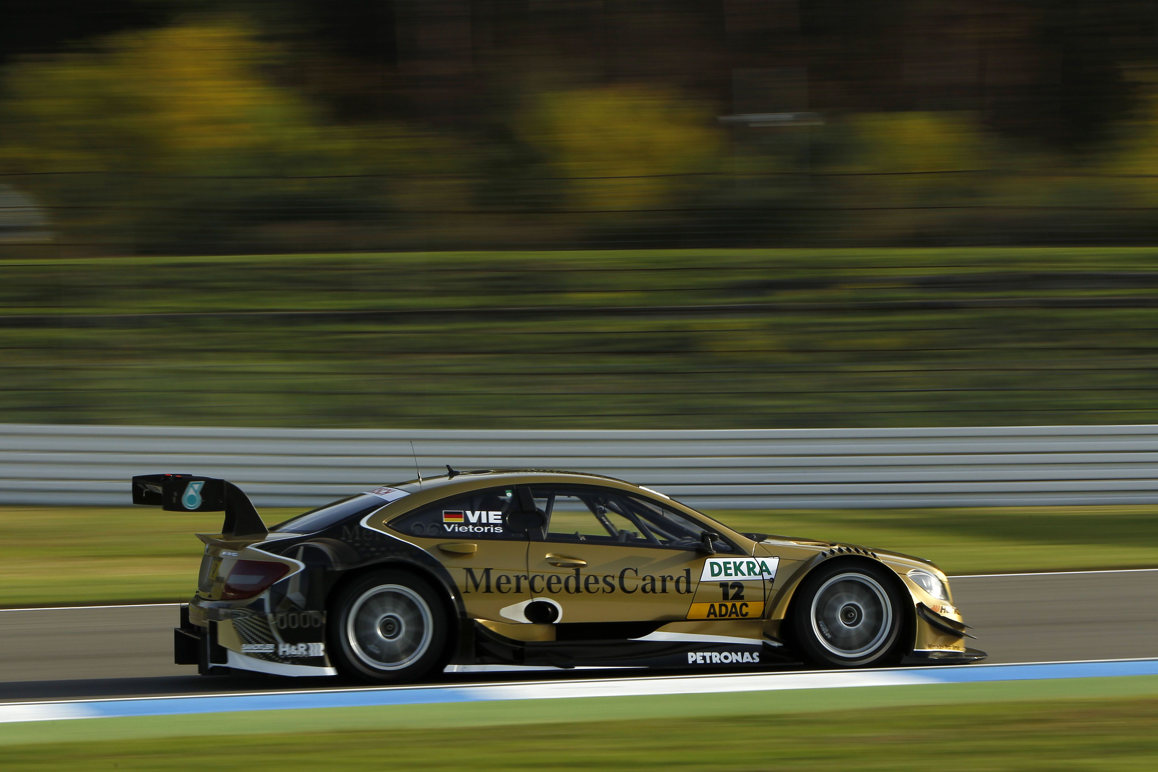 DTM German Touring Car Championship - Hockenheim