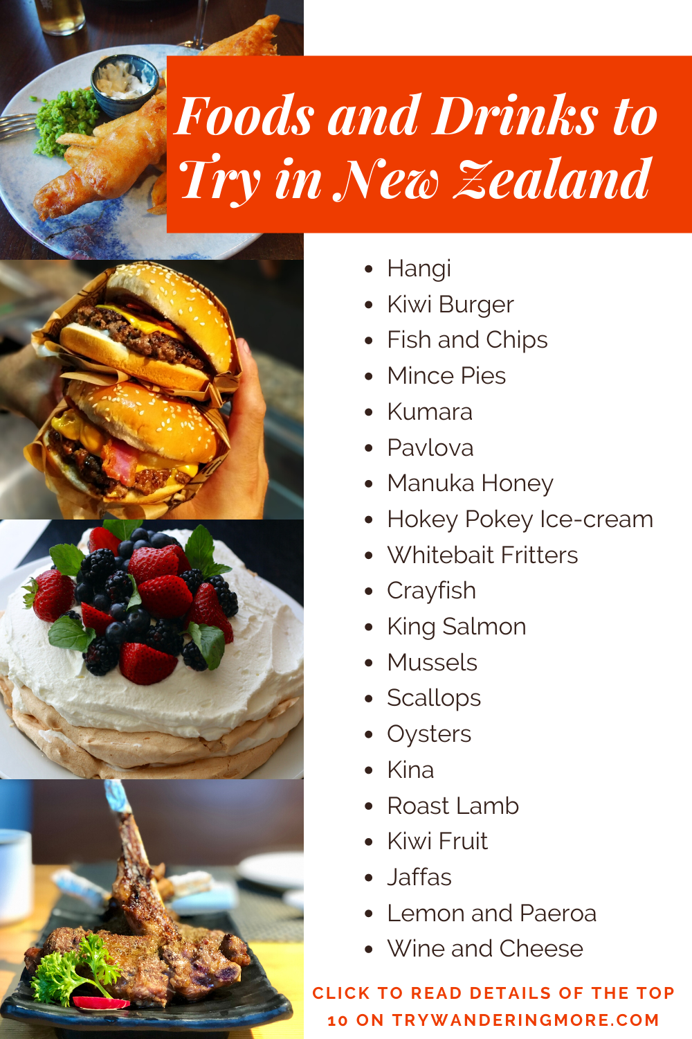 Foods And Drinks To Try In New Zealand In 2020 Food Food And Drink Nz Cuisine
