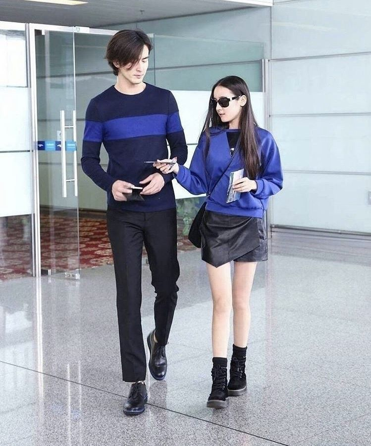 Vengo Gao And Dilraba Dilmurat