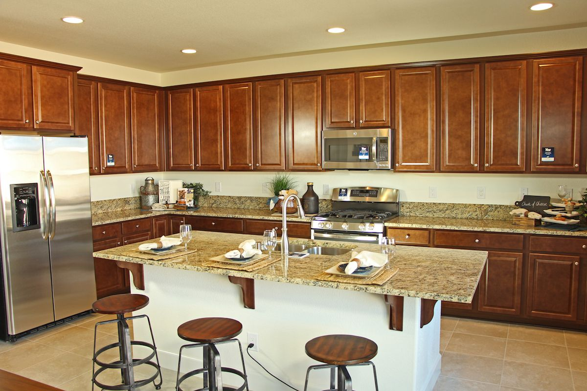 Is This Enough Cabinet Space For You Newhomes Renonewhomes Renorealestate Newhomesinreno Lennar Lennarreno Lennar New Homes For Sale Kitchen