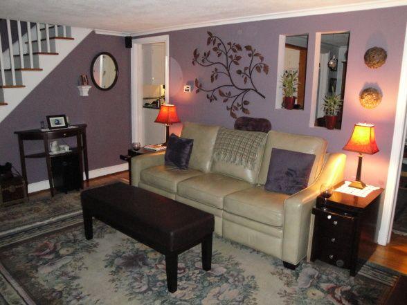Purple Living Room Purple Living Room Purple Living Room Paint