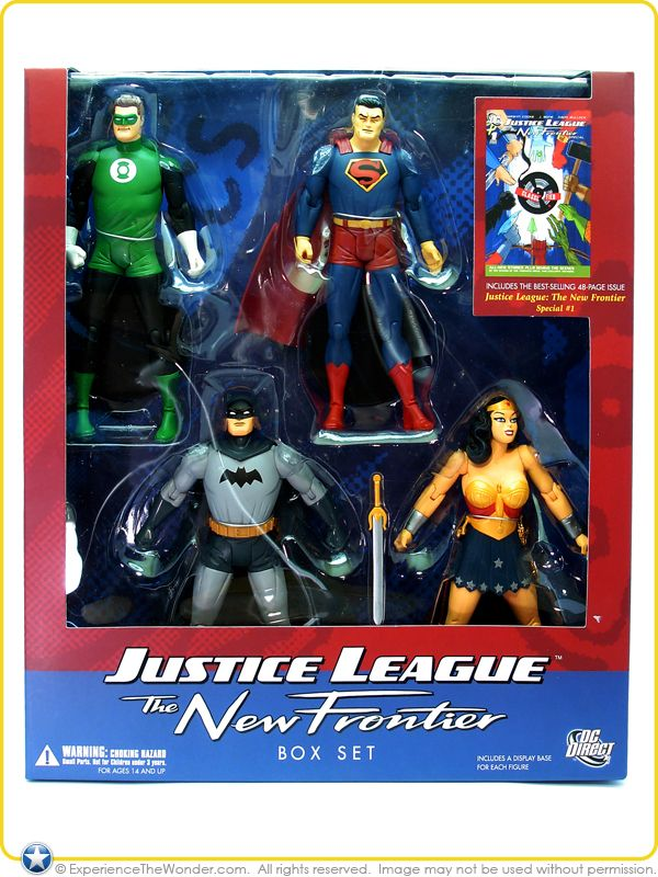 2009-DC-Direct-Justice-League-The-New-Frontier-Action-Figure-Box ...