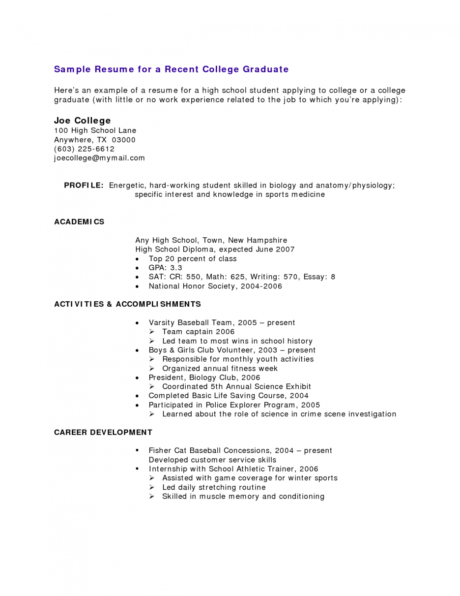 Cover Letter For Resume Examples For Students Leave Reply Quot Sample Application Letter For Secondary Teacher