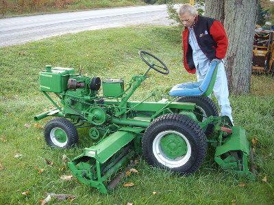 National Reel Mower - Other Brands - Gallery - Garden Tractor Talk ...