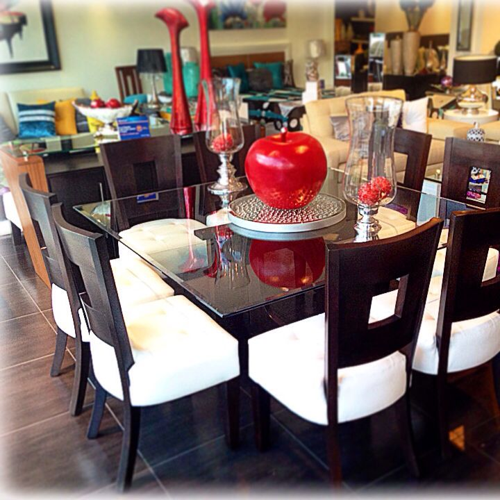 Comedor California cuadrado 8 sillas | COMEDORES | Square dinning ...