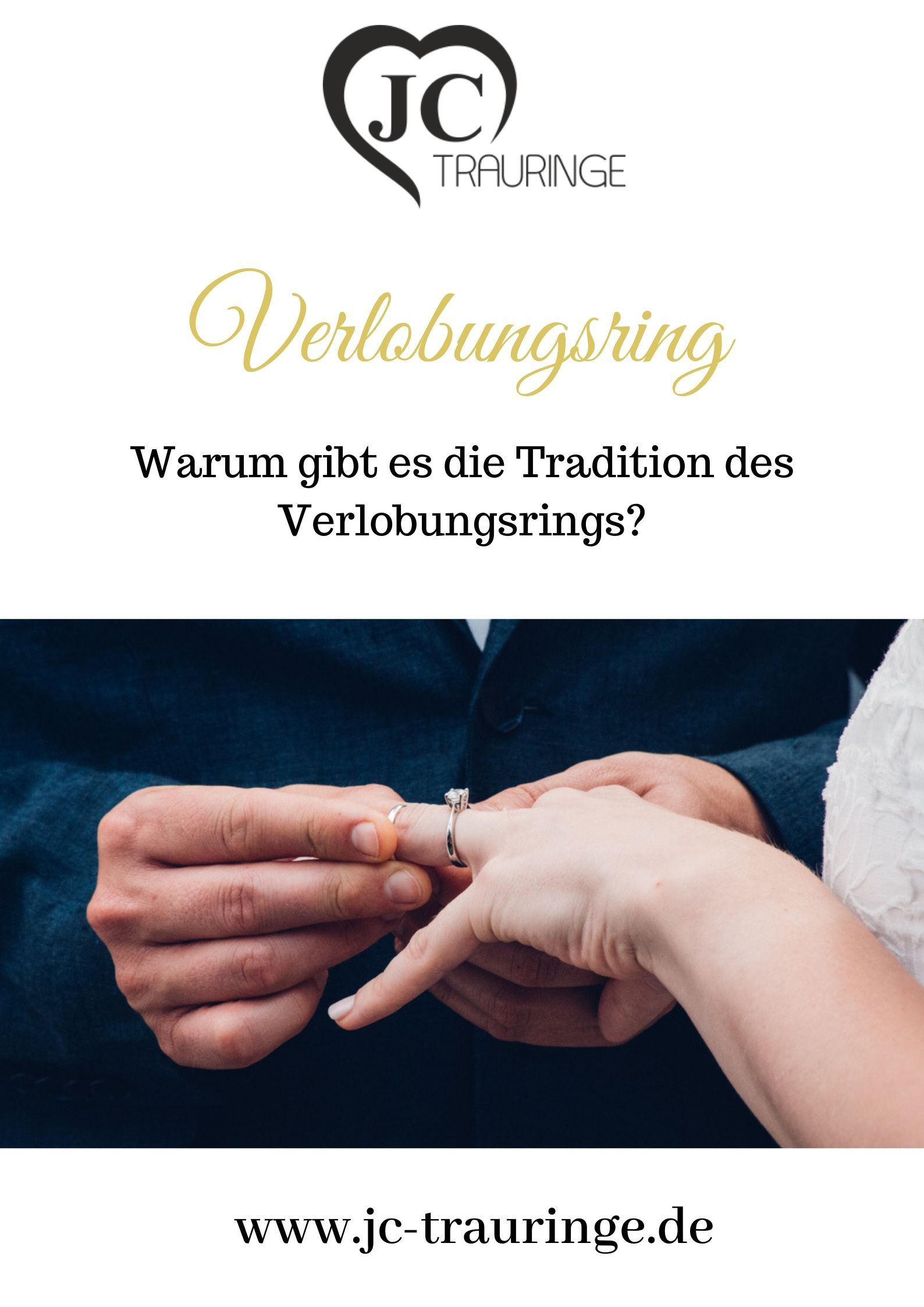 Warum gibt es die Tradition des Verlobungsrings
