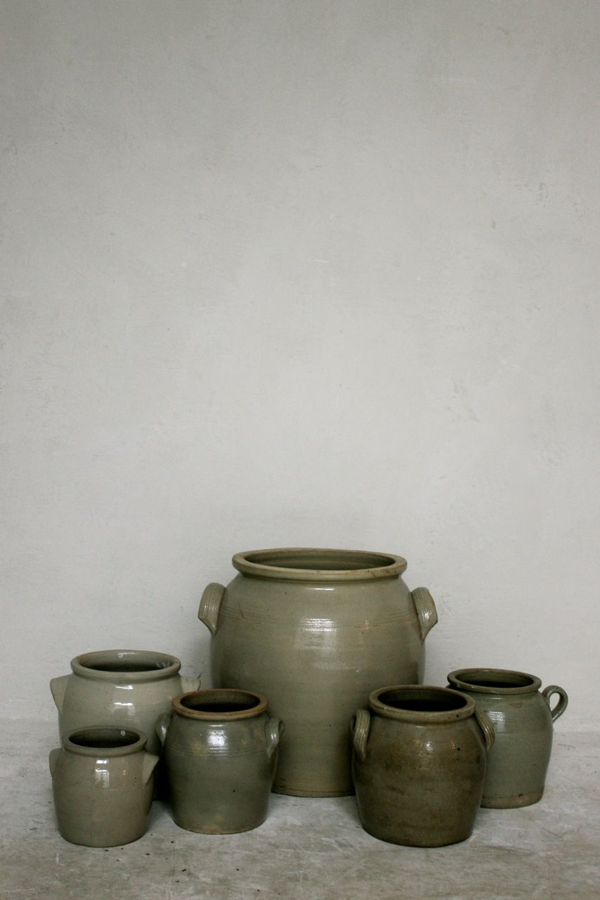 Old salt glaze pots & Old salt glaze pots | crockery | Pinterest | Glaze Pottery and ...