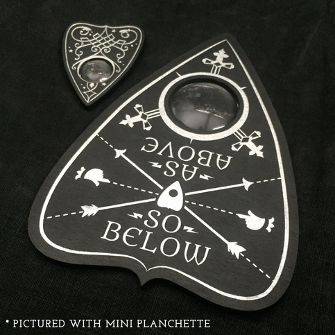 Beastly As Above So Below Planchette Planchette Ouija Time Tattoos