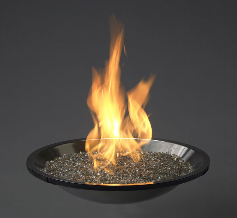 Outdoor GreatRoom | Do It Yourself Gas Fire Pit Kit CF 20 LP |