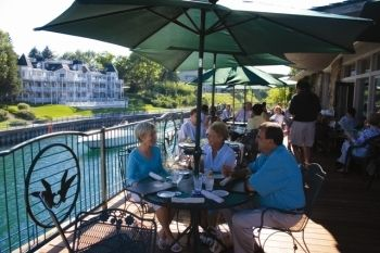 Jeff S Deck Outdoor Dining Charlevoix Michigan Charlevoix Michigan Charlevoix Michigan Travel