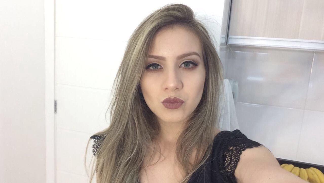 #make #makeup #formatura #maquiagem #girl #blond #hair #brunatavares